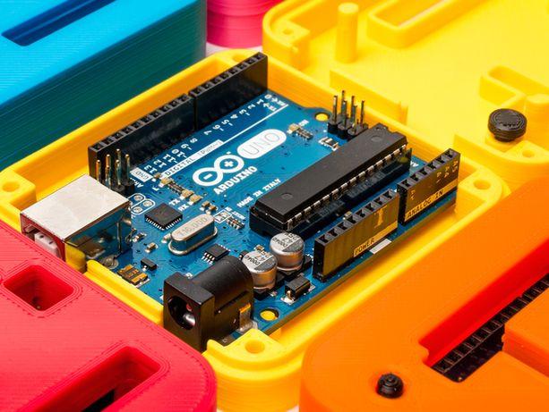 Arduino Uno Case Druk 3D