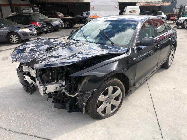 Audi A6 3.0 TDi V6 S-Line Multitronic de 2011