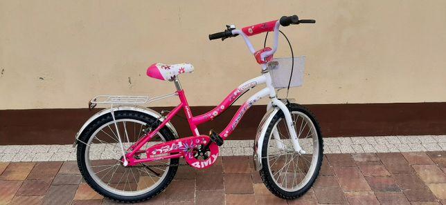 Nowe Rowerki ROWER Dla Dziewczynki ROWEREK DZIECIĘCY 20 16 12 cali