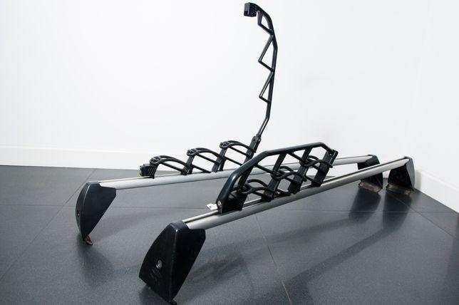 Oryginalne belki bagażnika do Focusa mk1 + uchwyty na narty