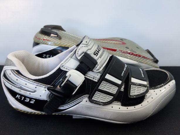 nowe buty szosowe SHIMANO SH-R132L/SPD-SL / 39