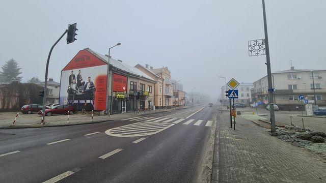 Budynek centrum Tomaszów Lubelski ul Lwowska 46