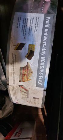 Profil stalowy uniwersalny FLEX 24 m NORgips