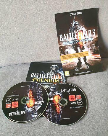 Battlefield 3 gra na PC