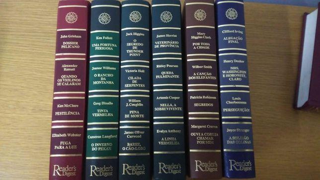 Livros Condensados - Selecções Reader´s Digest - 6 livros