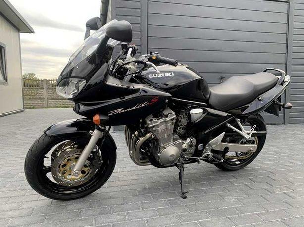 Motocykl Suzuki Bandit S 2003 Oryginał Niski Przebieg
