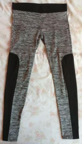 Spodnie legginsy XL