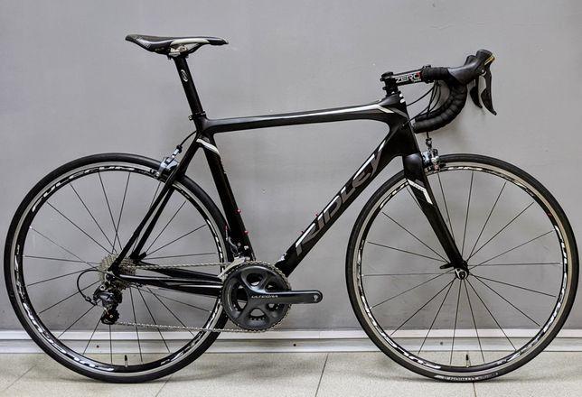 Шоссейный карбоновый велосипед Ridley Fenix p.54 (шосейний,шоссейник)