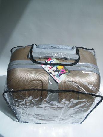 Продам новый универсальный чехол ПВХ на чемодан для хранения, поездок