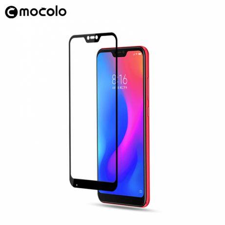 Защитное стекло Mocolo Xiaomi Mi A2 Lite Note 3 Max 2 3 Full Glue 5D