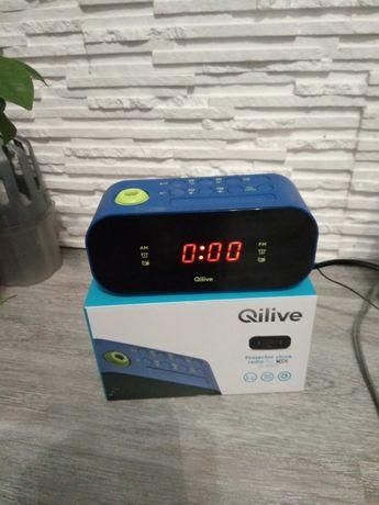 Radio budzik Qilive