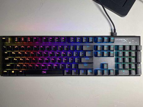 Механическая игровая клавиатура HyperX Alloy FPS RGB.