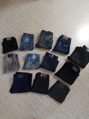 Брюки,штаны,джинсы на мальчика.