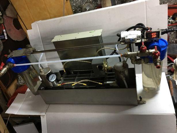 электролизер раздельный ,чистый водород