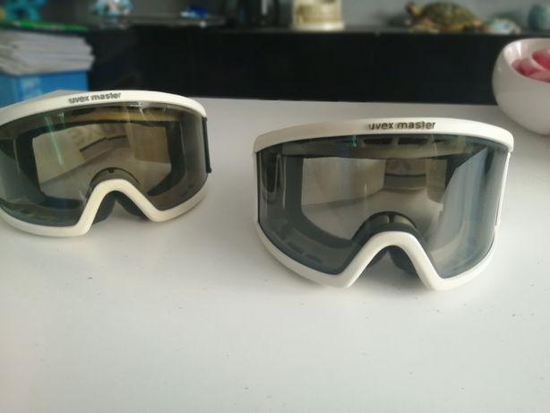 Sprzedam okulary UVEX MASTER clima zone