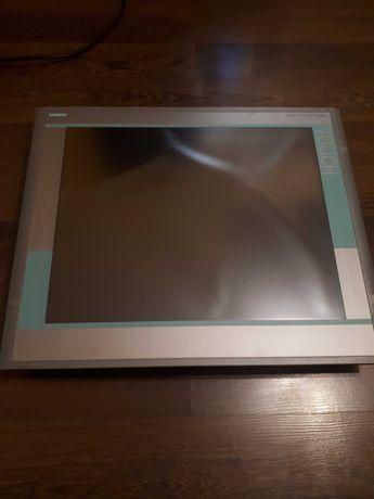 Siemens simatic flat panel touch 19 cali