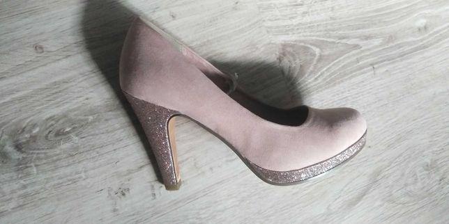 Piękne buty Czółenka marco tozzi 38