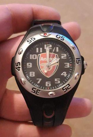 Meski zegarek na reke Arsenal Londyn unikat