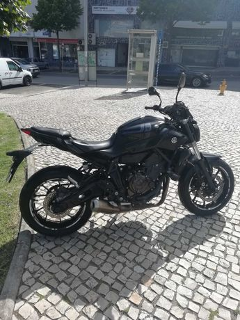 Yamaha MT 07 2017 ABS 55KW