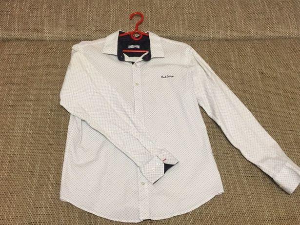 Белая рубашка Paul Smith