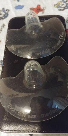 Накладки на соски Medela CNS Small, 16mm, 2 шт.