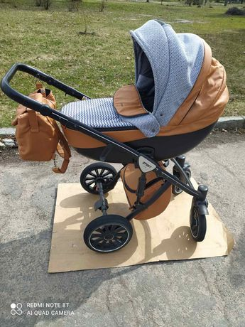 Детская коляска Лучшая из лучших! универсальная Anex Sport 2 в 1