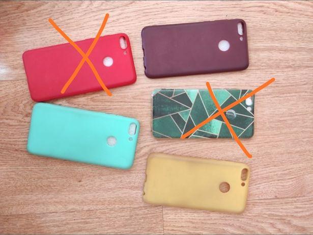 Huawei p smart case etui