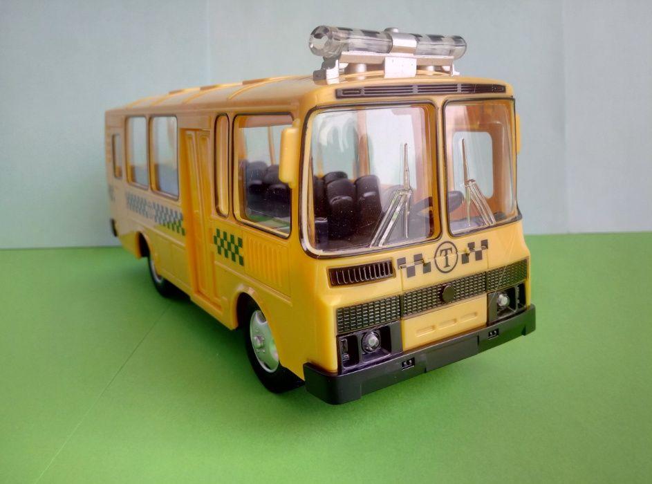 Автобус ПАЗ желтый (маршрутка) Киев - изображение 1