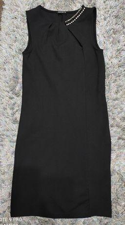 Sukienka mała czarna r. XS Mohito