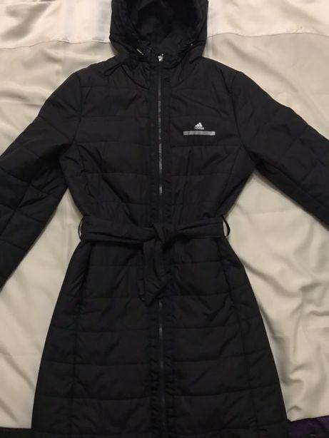 Adidas.Женское пальто.