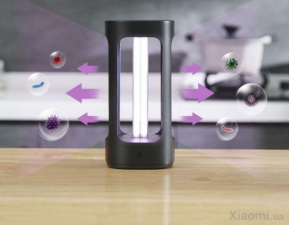 Бактерицидная лампа xiaomi, 3 700 руб.