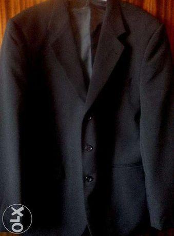 Пиджак новый школьный/черный Bhs/зеленый//піджак/форма