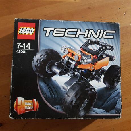 Klocki Lego Technic 42001