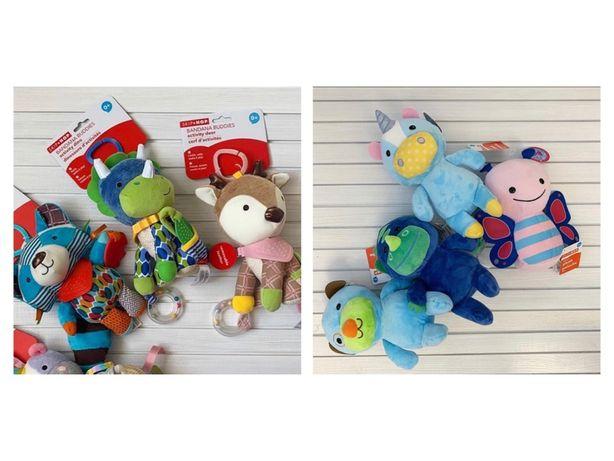 Іграшки для коляски скіп хоп (Skip hop zoo)