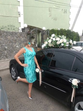 """Плаття вечірне бренда """"lasagrada"""" одягалось один раз, розмір 38(M)"""