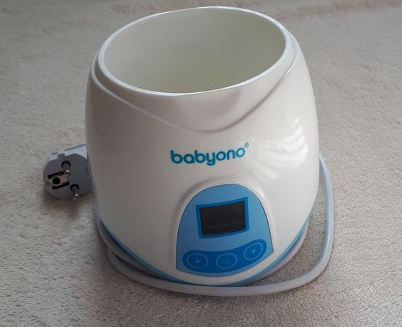 Elektroniczny podgrzewacz pokarmu 2w1 BabyOno