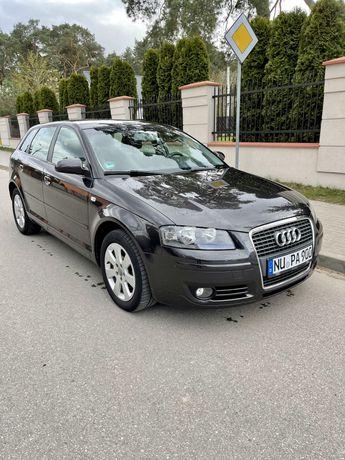 Audi A3 —1.6 — 102 KM — MPI —Benzyna  — Sprowadzony z Niemiec