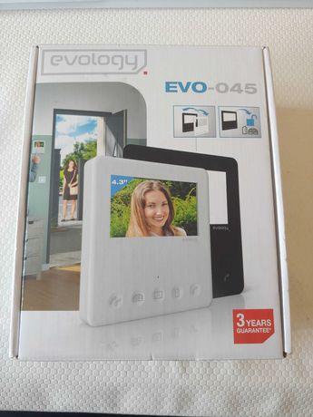 Monitor adicional para videoporteiro evology EVO-045