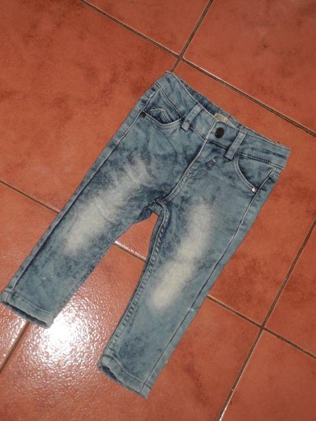 Джинсы Papagino 80-86 р. штаны брюки лосины на девочку