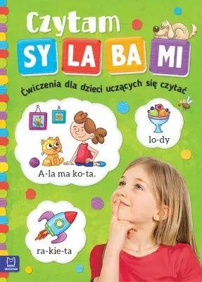 Język polski dla dzieci Nauka czytania