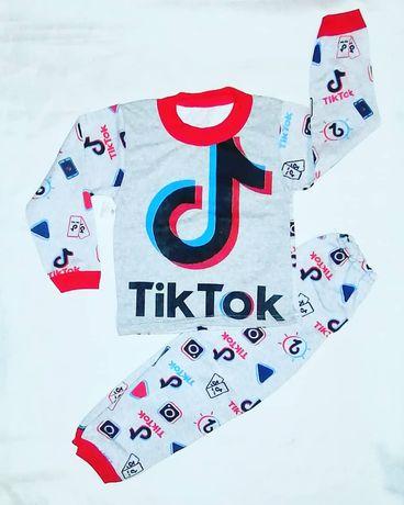 Пижама новая Тик-ток 104-122 см