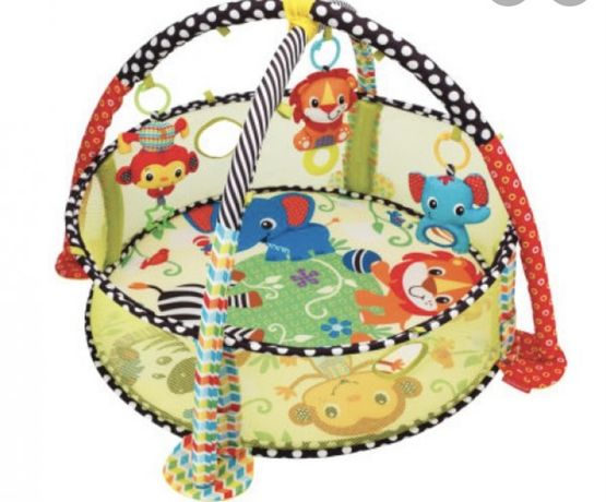 Ginasio tapete actividades bebé