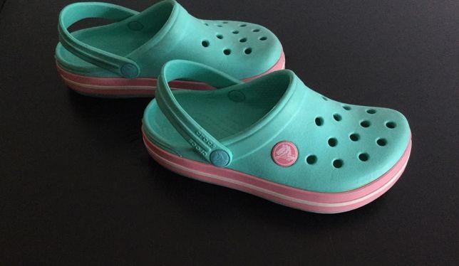 klapki Crocs 10 11 rozmiar 27