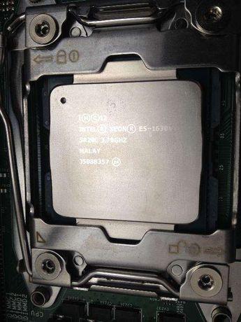 Conjunto Servidor Supermicro X10SRL-F, Xeon E5-1630 v3, 16GB /32GB RAM