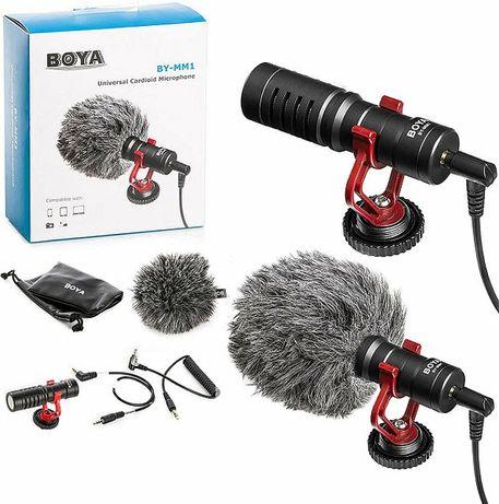 Микрофон Boya By-MM1 Новые!