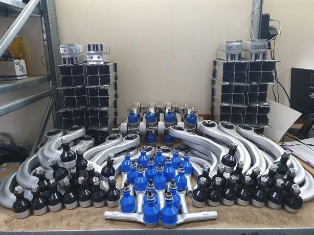 Рычаги, лонжероны наконечники Tesla Model 3