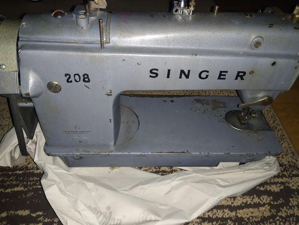 Maszyna do szycia Singer 366K 106 zabytek 1964r