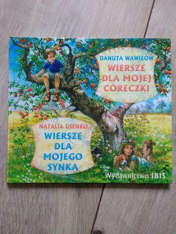 Wiersze Danuta Wawiłow Natalia Usenko