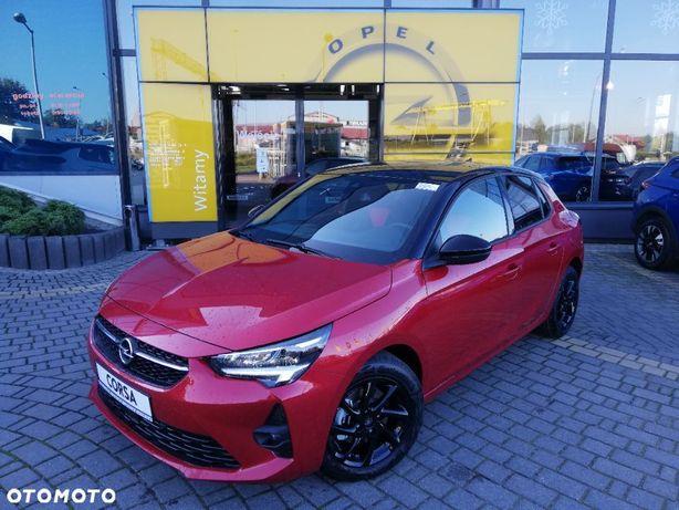 Opel Corsa GS Line 5 drzwiowa 1.2 74 kW / 100 KM Start/Stop (MT6)