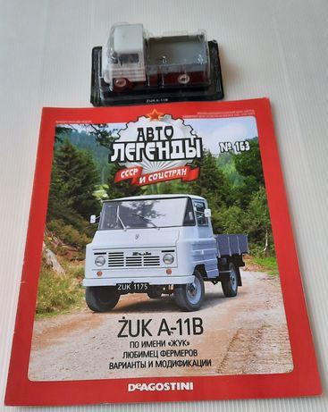 Żuk A-11B 1:43 Wydanie Rosja